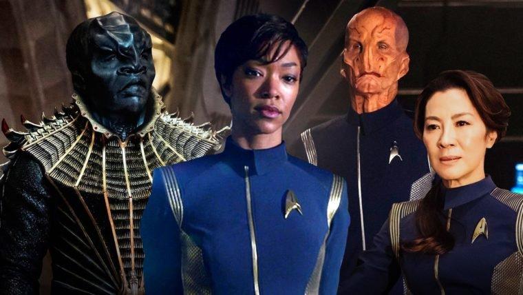 Star Trek Discovery é renovada para segunda temporada