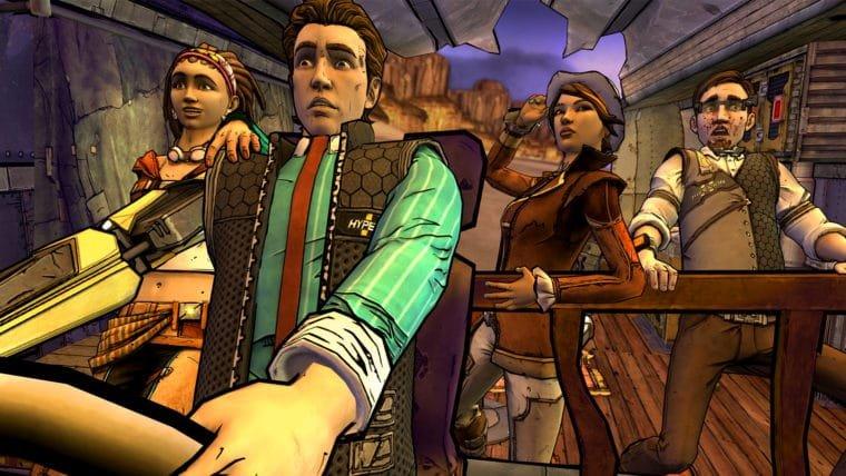 Games with Gold de novembro terá Nights into Dreams, Tales from the Borderlands e mais