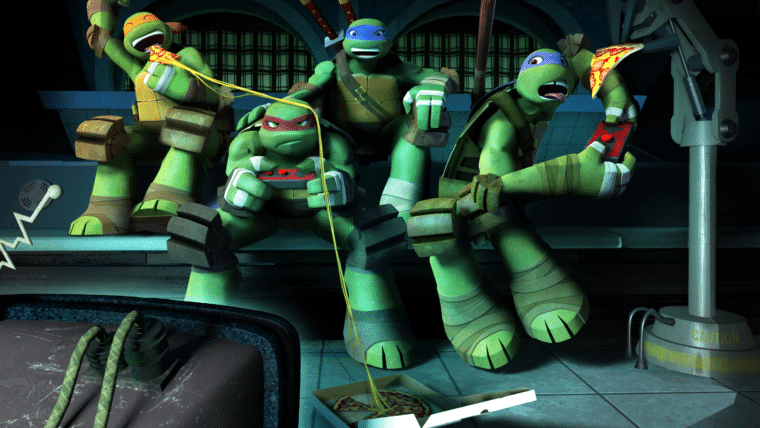 As Tartarugas Ninja vão ganhar um jogo arcade para até quatro jogadores