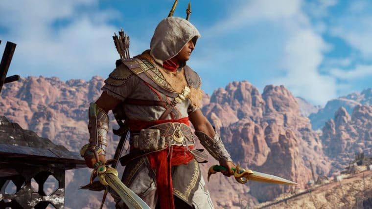 Assassin's Creed Origins detalha Passe de Temporada e DLCs gratuitos