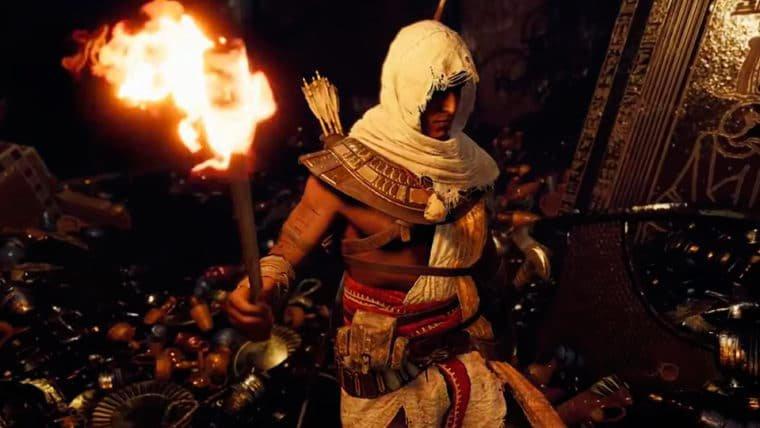 Assassin's Creed Origins | A Irmandade é a única esperança no novo trailer de lançamento