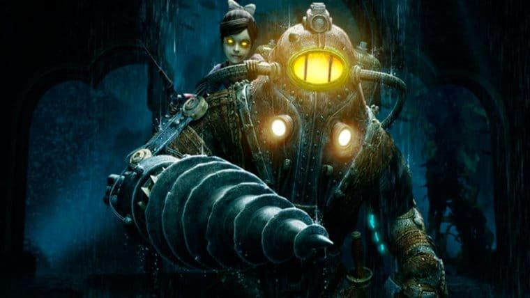 Guillermo del Toro diz que gostaria de fazer um filme de BioShock