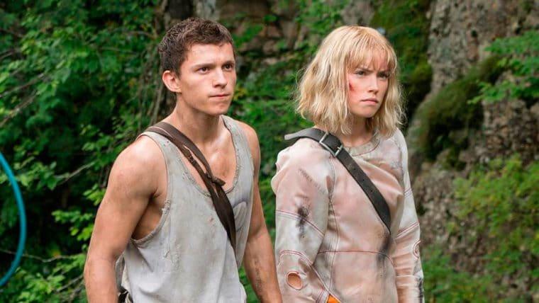 Chaos Walking | Tom Holland e Daisy Ridley se destacam na primeira imagem do filme