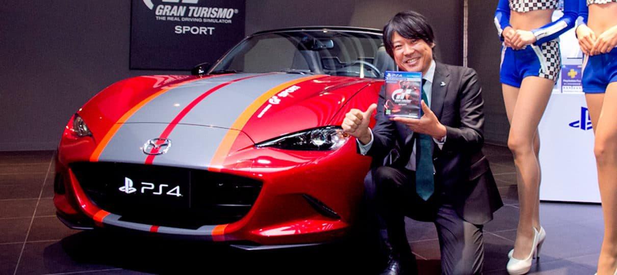 Sony Taiwan anuncia pacote de PS4 que inclui TV e até um carro por quase US$ 47 mil!