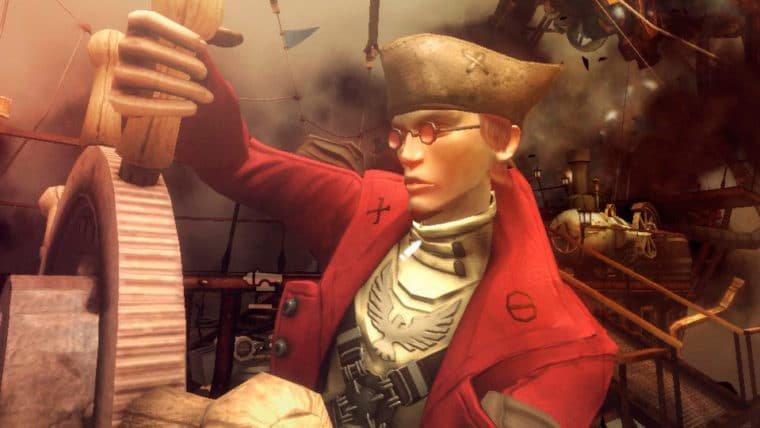 Guns of Icarus Online está de graça para PC na Humble Store