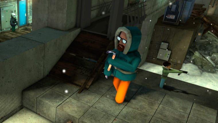 Fãs criam suas próprias versões de Half-Life 2: Episode 3 com o roteiro oficial