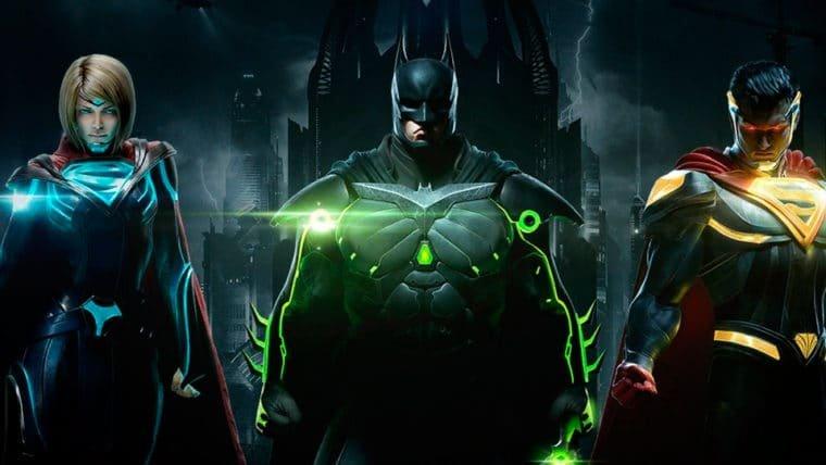 Injustice 2 é anunciado para PC; beta começa nesta quarta-feira (25)