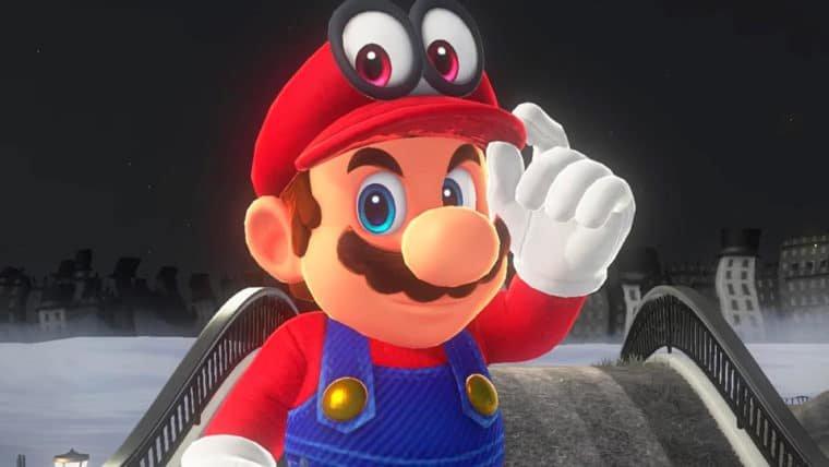 Super Mario Odyssey | Conheça os poderes de Cappy e outras novidades em trailer inédito