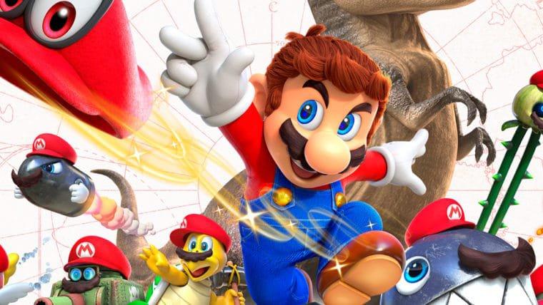 Super Mario Odyssey ganhou seu primeiro review e recebeu nota máxima!