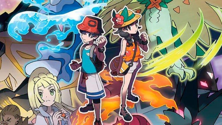 Pokémon Ultra Sun e Moon destaca novos Z-Moves e funções inéditas da Rotom Dex em trailer
