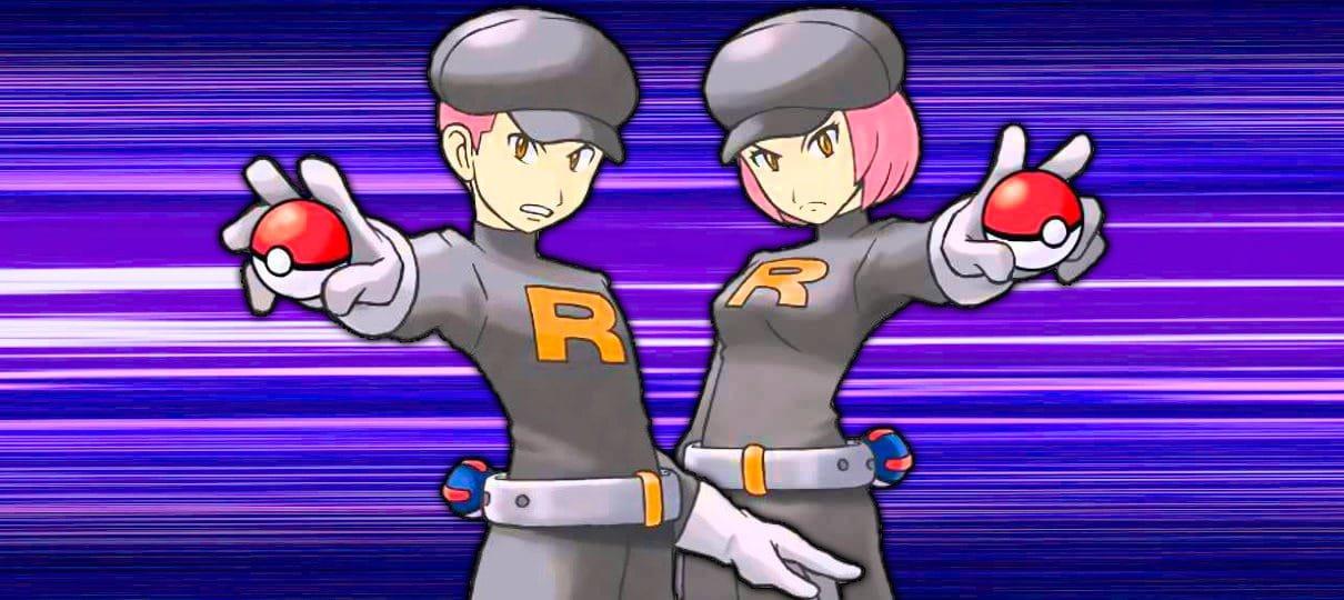 Prepare-se para encrenca! Equipe Rocket é confirmada em Pokémon Ultra Sun e Moon