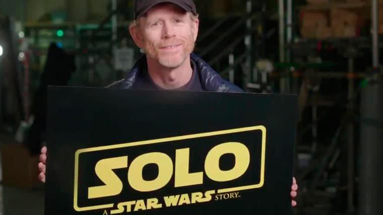 Solo: A Star Wars Story é o nome oficial do filme de Han Solo