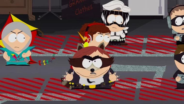 South Park: A Fenda que Abunda Força | As crianças escondem as identidades em novo trailer