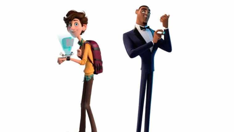Will Smith e Tom Holland se juntam para dublar a animação Spies in Disguise