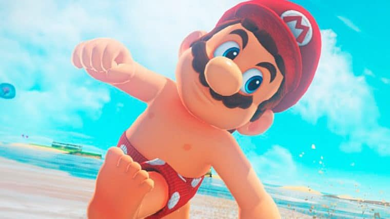 Super Mario Odyssey | Fãs agora competem para ver quem deixa o Mario