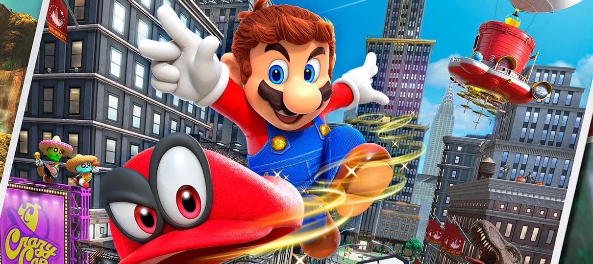 Super Mario Odyssey | Review
