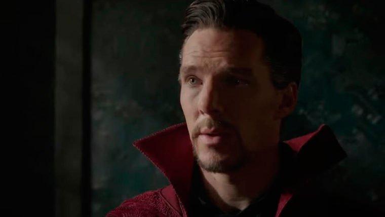 Thor: Ragnarok   Doutor Estranho tem um aviso para o Deus do Trovão no novo comercial