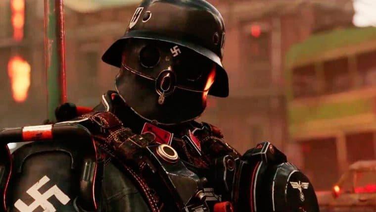 """Wolfenstein II: The New Colossus tem mensagem para nazistas no novo teaser: """"cai fora!"""""""