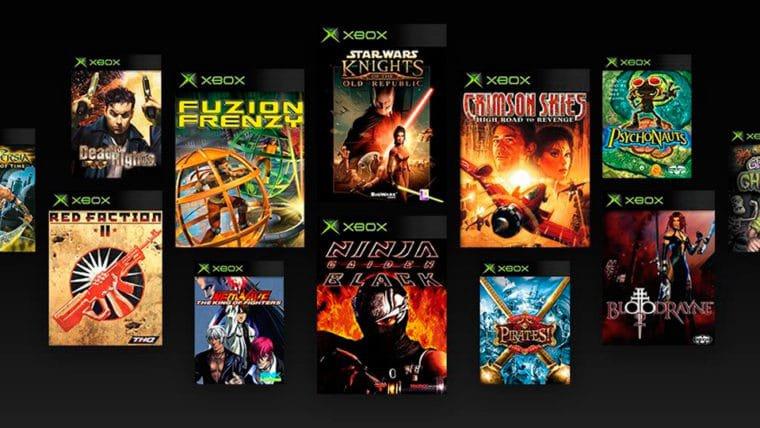Retrocompatibilidade com jogos do Xbox original chega terça (24) ao Xbox One [ATUALIZADO]