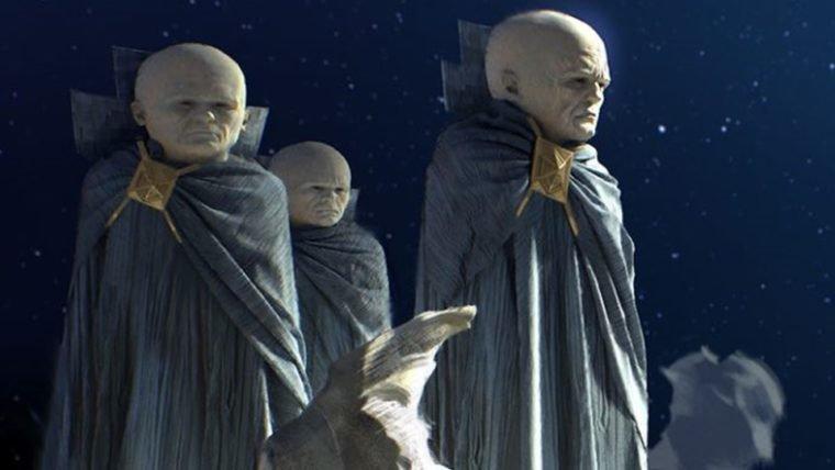 Guardiões da Galáxia Vol. 2   Stan Lee e os Vigias são destacados em nova arte conceitual