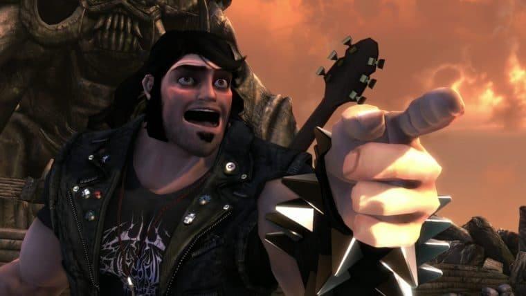 Liberte o metal com Brutal Legend DE GRAÇA para PC!