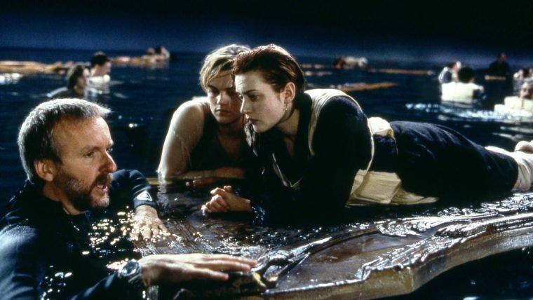 James Cameron não aguenta mais ser questionado sobre a morte de Jack em Titanic
