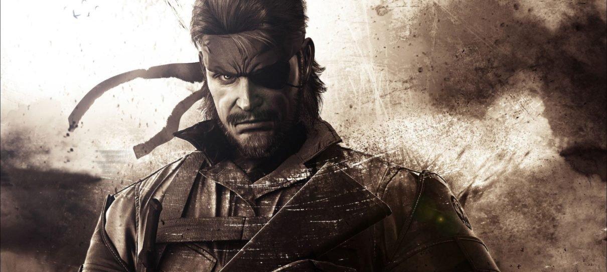 Roteirista de Jurassic World irá escrever filme de Metal Gear Solid