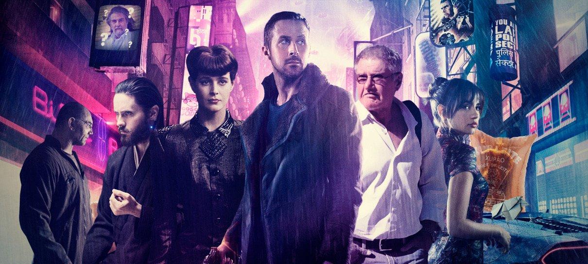 Blade Runner 2049: menos noir e mais futurista