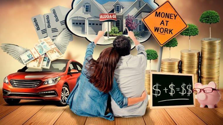 Seu dinheiro trabalhando. Ou não!