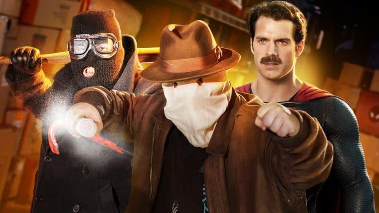 Heróis da Liga da Justiça e da Black Friday