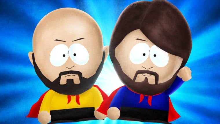 South Park: A Fenda que Abunda Força - Novato Azaghal