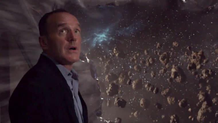 Agents of SHIELD | Teaser da quinta temporada mostra que a equipe não está mais na Terra