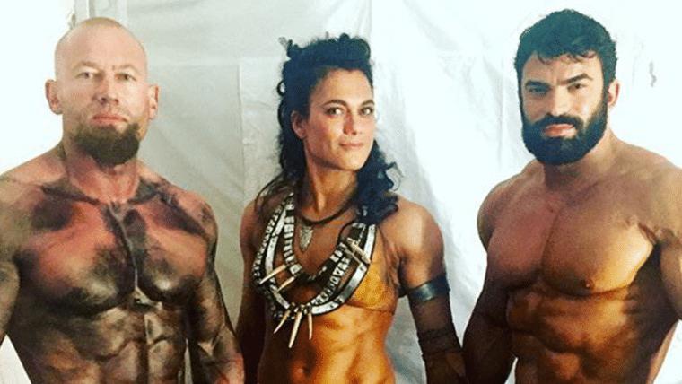 Liga da Justiça   Ares, Artemis e Zeus aparecem em novas imagens de bastidores