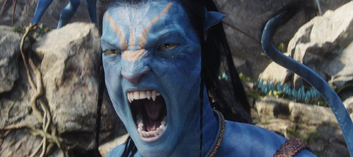Avatar   Sequências mostrarão outras tribos de Pandora