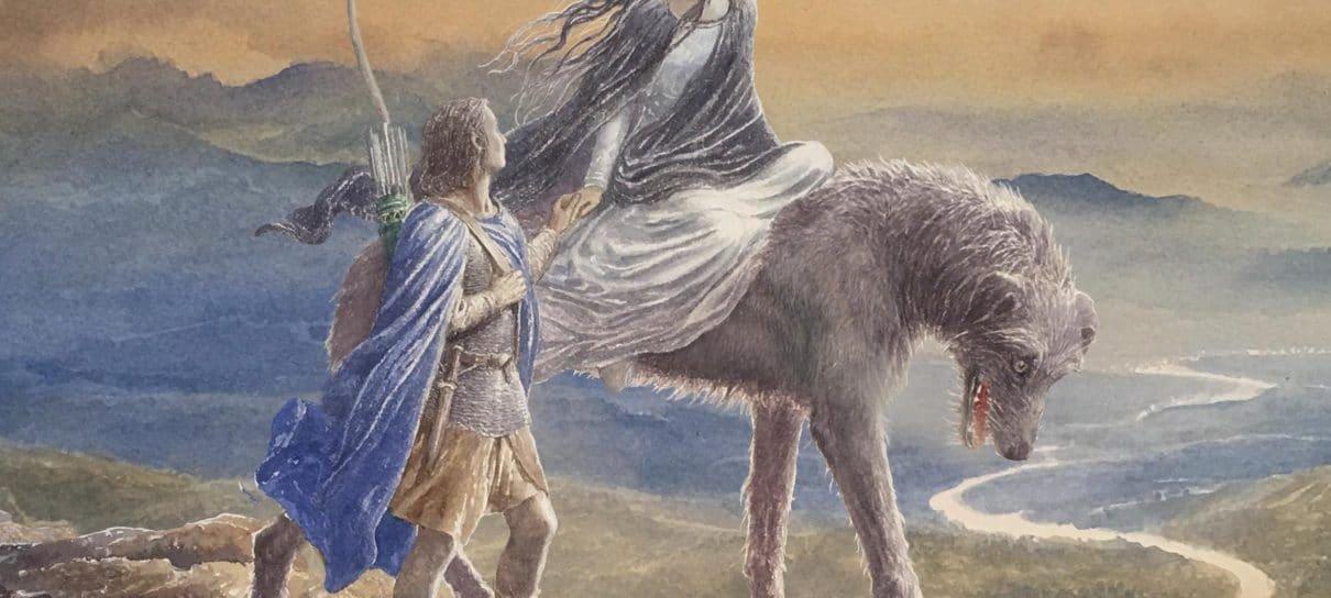 O Senhor dos Anéis   Lançamento de Beren e Lúthien terá eventos espalhados pelo Brasil