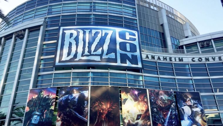 Confira a cerimônia de abertura da BlizzCon 2017