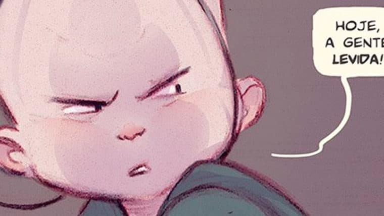 Turma da Mônica: Lembranças | Confira as primeiras imagens da graphic novel