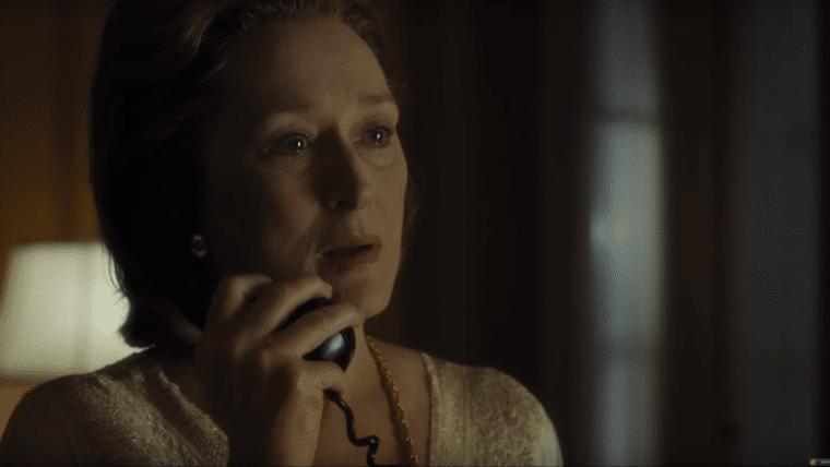 The Post   Tom Hanks e Meryl Streep se aliam em trailer do novo filme de Spielberg