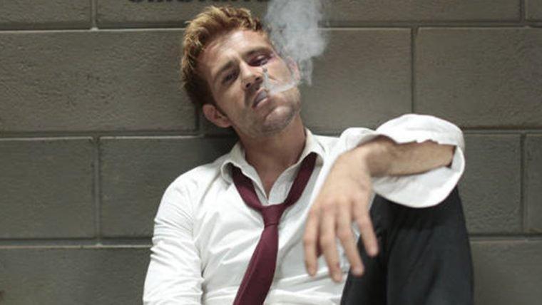 Legends of Tomorrow   Constantine vai voltar com seu cigarro em crossover com Arrow