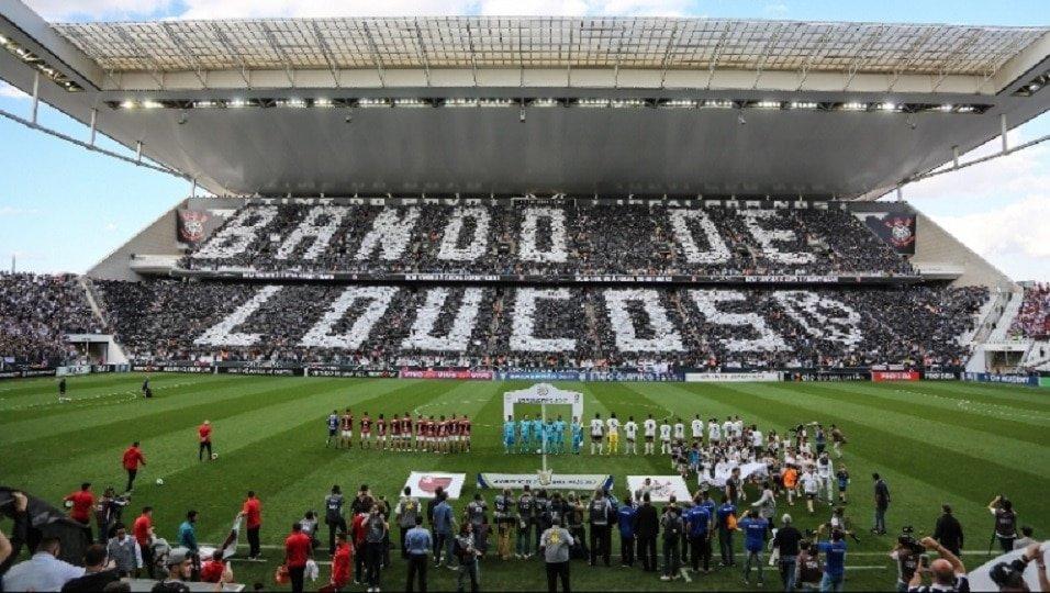 Red Canids e Corinthians anunciam parceria nos esports