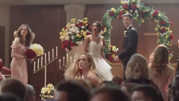 Nazistas invadem casamento em novo trailer do super crossover das séries de heróis da CW
