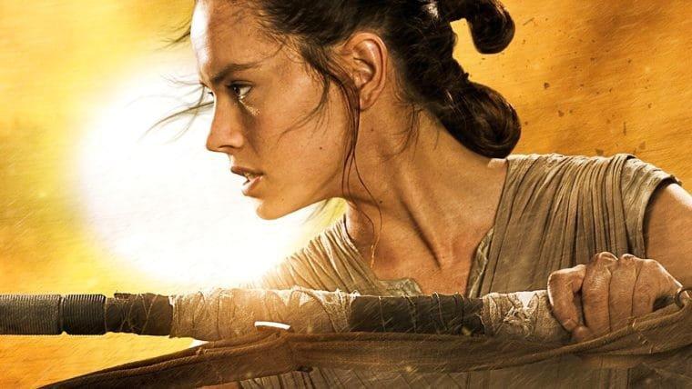 Daisy Ridley fala sobre o conflito de Rey entre o lado da luz e o das sombras em Star Wars