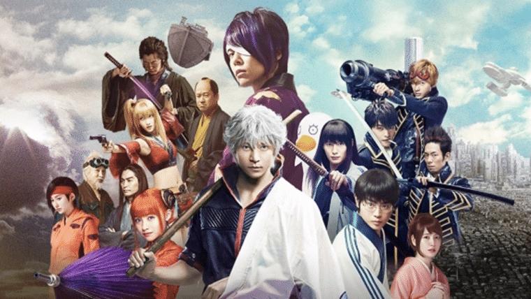 Filme live-action de Gintama terá sequência em 2018
