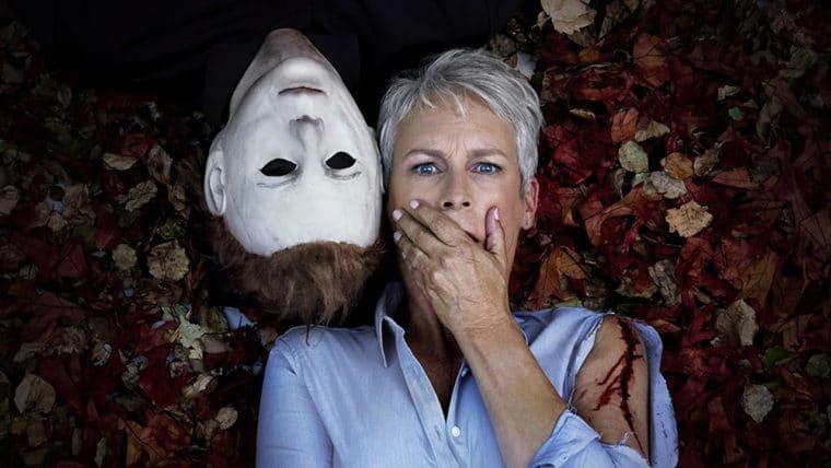 Halloween | Jamie Lee Curtis aparece ao lado de Michael Myers em nova foto