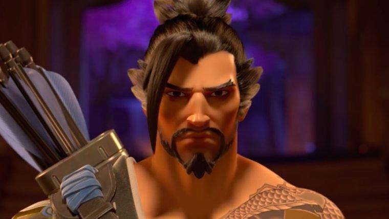 Hanzo entra na lista de personagens de Heroes of the Storm