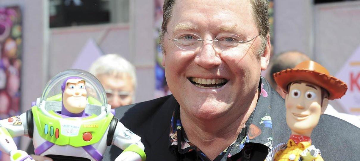 John Lasseter é acusado de assédio sexual e se afastará da Pixar até 2018