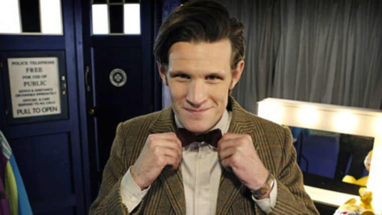 Doctor Who | Matt Smith pode aparecer no especial de Natal [RUMOR]