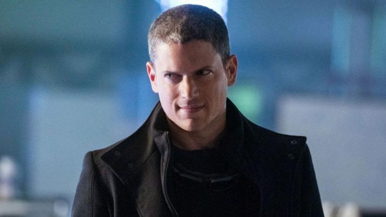 Wentworth Miller deixará o elenco das séries da DC