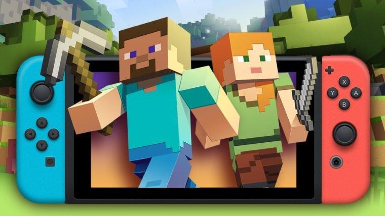 Próxima grande atualização de Minecraft é adiado para 2018