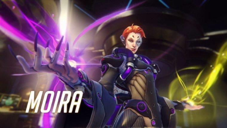 Blizzard anuncia Moira, a nova personagem de Overwatch